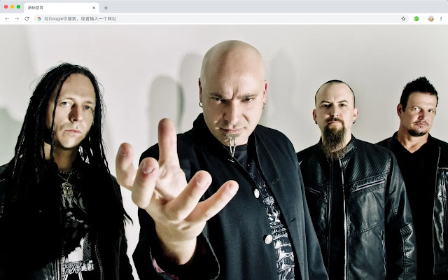 Disturbed HD Wallpapers Music Series Hot