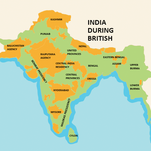 Indian History in English - Apps on Google Play