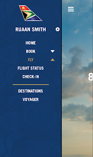 South African Airways- screenshot thumbnail
