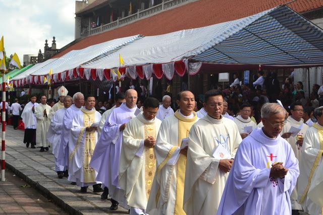 Thánh lễ Truyền chức linh mục giáo phận Phát Diệm 2017