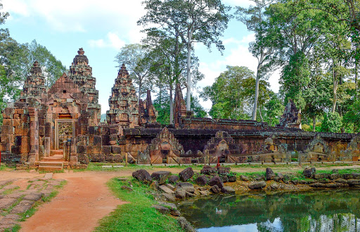 cambodia-angkor-ruins.jpg - Preaj Ko Temple, built around 879 AD.