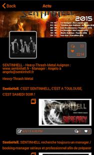 SentinHell - náhled