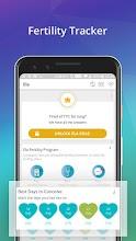 Fertility, Ovulation App & Pregnancy Tracker screenshot thumbnail