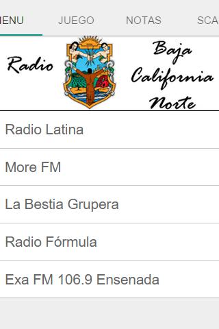 Radio Baja California Norte