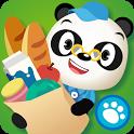 Dr. Panda Supermarket icon