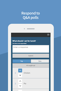 Poll Everywhere- screenshot thumbnail