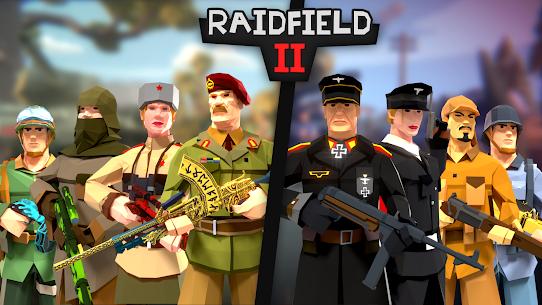 Raidfield 2 – Online WW2 Shooter Mod Apk (Unlimited Bullets) 1