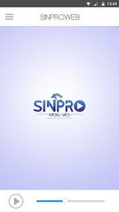 SINPROWEB - náhled