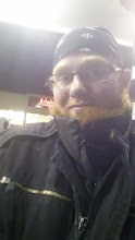 Photo: I look so fluffy with my beard coming back up toward my face!