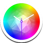 Rainbow Sweep - Watch Face Icon