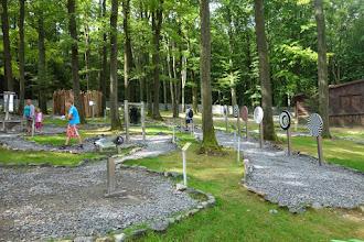 Photo: Pokrzywna: zábavní a rekreační park Rosenau - ztracené město