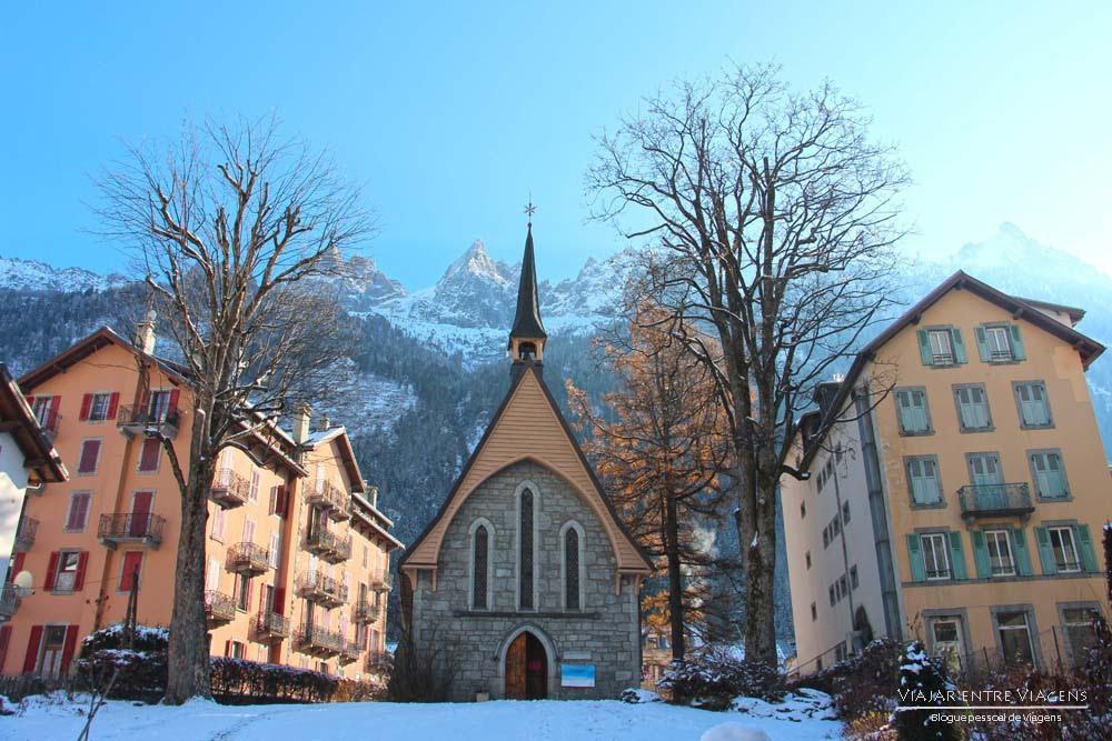Lugares obrigatórios e coisas para fazer em Chamonix | França