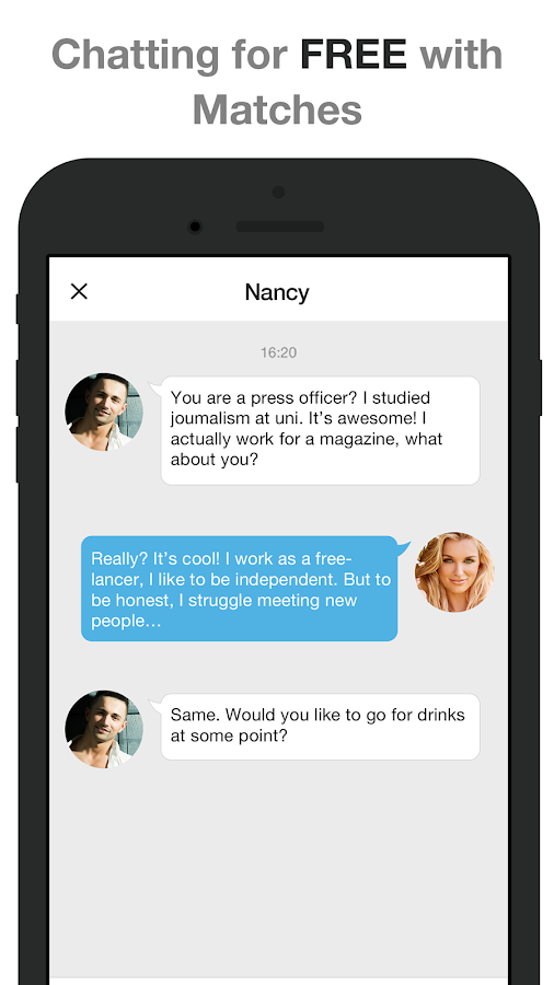 Hookup Dating Free Chat App - Wild Dating App- screenshot