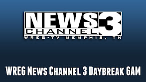 WREG News Channel 3 Daybreak 6AM thumbnail