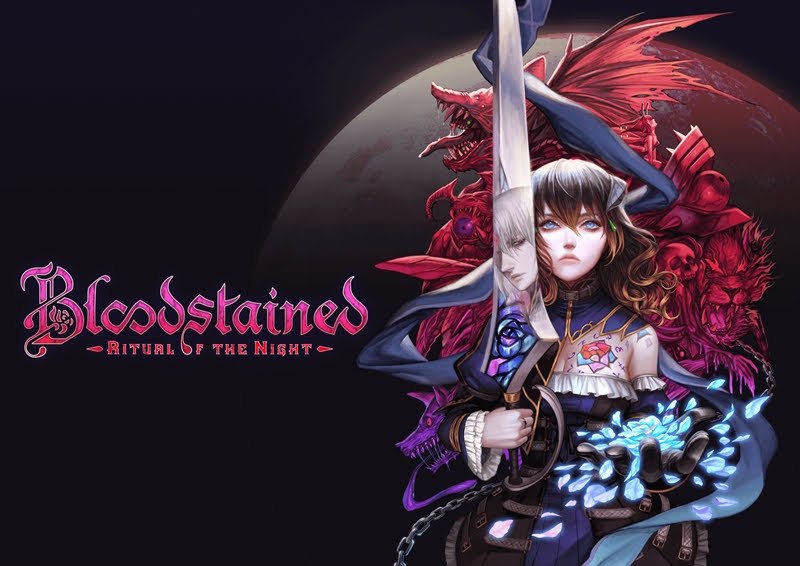 Game Release June Bloodstained: Ritual of the Night