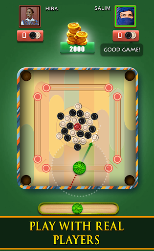 Carrom Royal - Multiplayer Carrom Board Pool Game screenshots 4