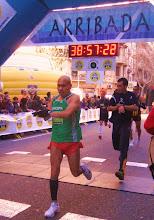 """Photo: CURSA SANT ANTONI 22,1,2012 TIEMPO NETO 38' 51"""""""