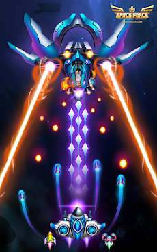 Space Force: Alien Shooter Warのおすすめ画像2
