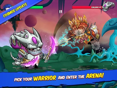 Tiny Gladiators MOD 2.2.0 (Unlimited Money) APK 9