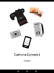 screenshot of Canon Camera Connect