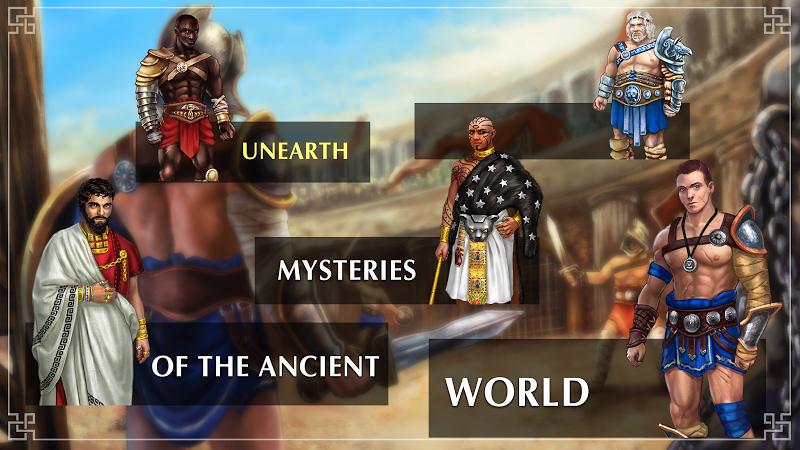 Gladiator Glory Egypt Screenshot 5