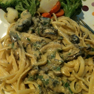 Linguine with Clam-Free Sauce