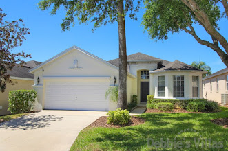 Private Orlando villa, close to Disney, west-facing pool and spa, games room, Davenport community