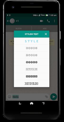 Stylish Text screenshot 2