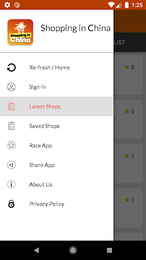 Online Shopping China Reviews screenshot 16