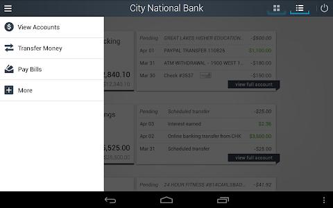 City National Bank of Florida screenshot 8