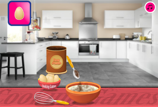 cooking games delicious cake Girls Games 1.0.0 screenshots 3