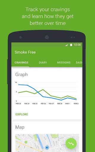 Smoke Free, quit smoking now and stop for good  screenshots 5