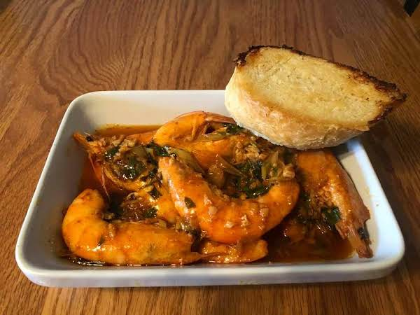Nola Style Bbq Shrimp