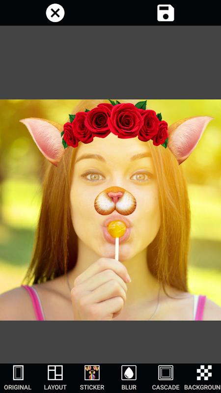 Mirror Photo Editor: Collage Maker & Selfie Camera screenshots