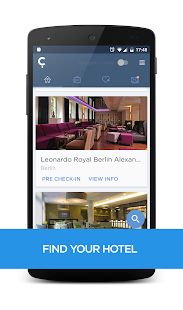 conichi - The Hotel App- screenshot thumbnail