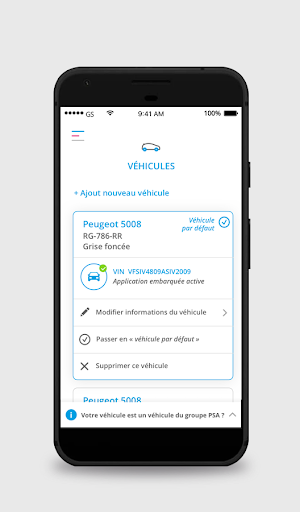 Free2Move Services, Parking et Recharge électrique - screenshot