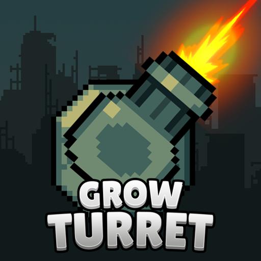 Grow Turret - Idle Clicker Defense Icon