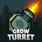 Grow Turret - Idle Clicker Defense icon