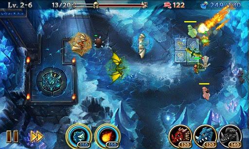 Lair Defense screenshot 3