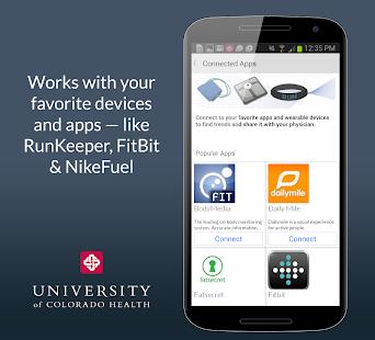 University of Colorado Health - screenshot thumbnail