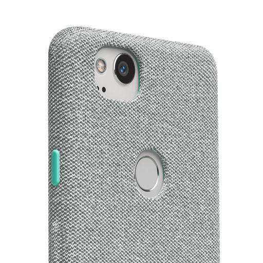 Fabric case for Pixel 2
