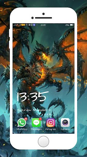Dragon Wallpaper 1.1 screenshots 1
