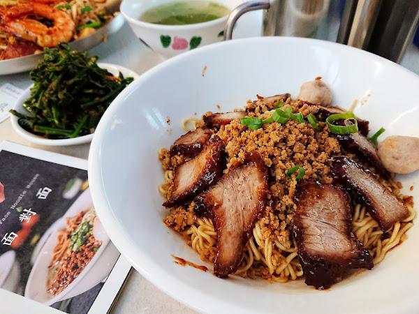 面對面Face to Face Noodle House:正宗傳統馬來西亞的美味-台北行天宮 Kao空食客