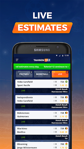 Tahmin112 - Betting Tips 3.2 screenshots 3