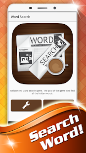 Word Search: Crossword- screenshot thumbnail