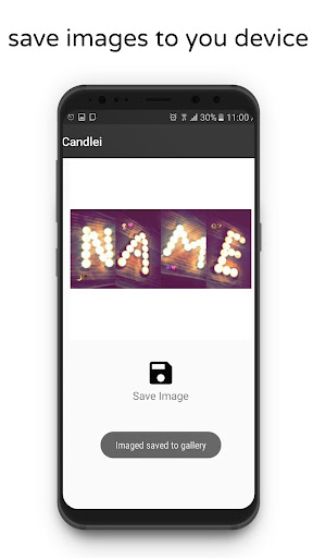 Photo Designer - Write your name with shapes 5 Screenshots 5