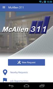 McAllen 311 - screenshot thumbnail