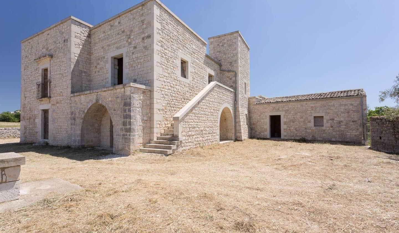 Villa avec jardin et terrasse Modica