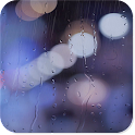 Raindrops Live Wallpaper PRO icon