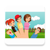 The finger family puzzles